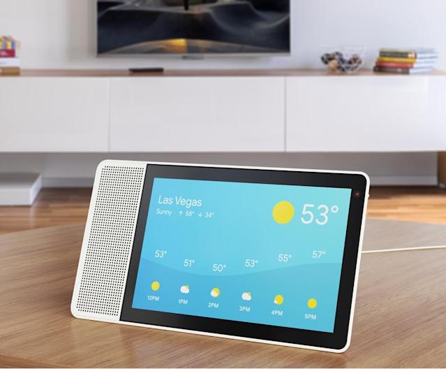 Google is bringing its Assistant to smart screens like the Lenovo Smart Display beginning in July.