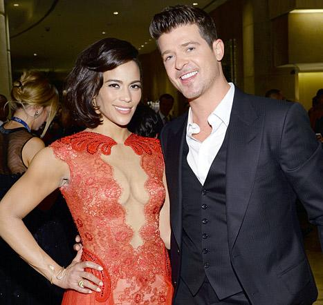 "Robin Thicke Fought to Save His Marriage to Paula Patton ""Until the Last Moment"""