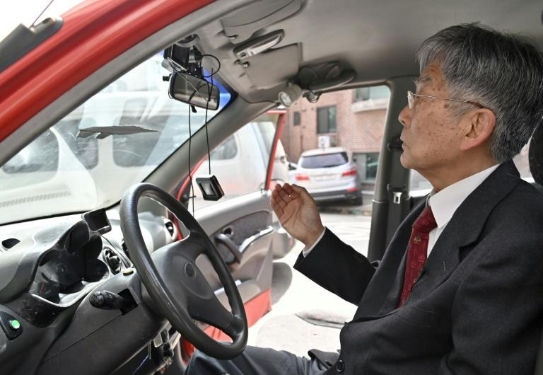 The South Korean government did not see investment potential in Han Min-hong's autonomous driving car and cut funding to his research