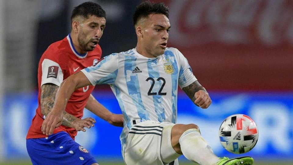FBL-WC-2022-SAMERICA-QUALIFIERS-ARG-CHI | JUAN MABROMATA/Getty Images
