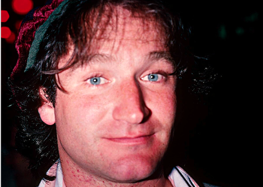 Robin Williams (Credit: Media Punch/IPX/AP)