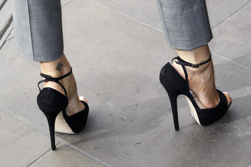 'Forcing someone to wear high heels at work is unacceptable,' says Canadian minister: Getty