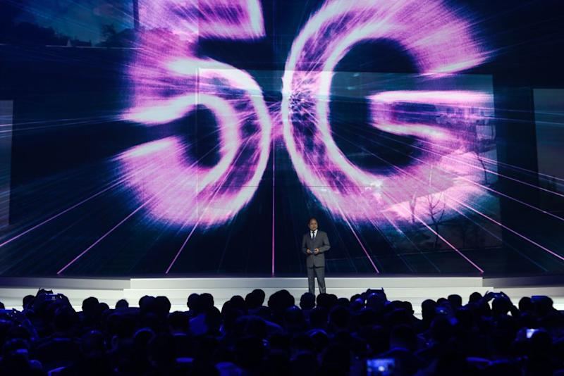 The stakes are high for Europe in the global race for 5G