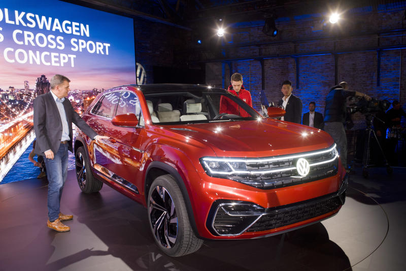 SUVs To Steal The New York International Auto Show - International auto show