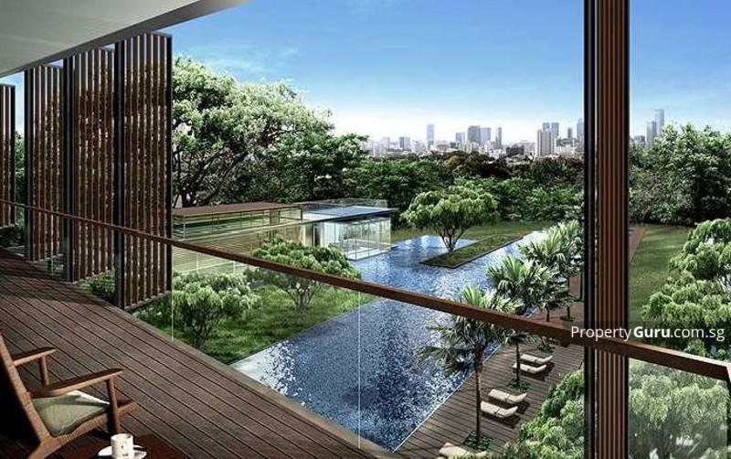 Hilltops is one of Singapore's biggest condo