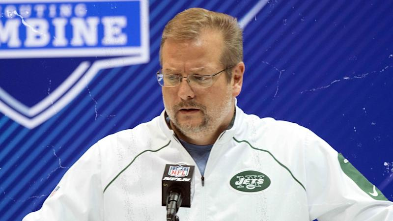 Mike Maccagnan treated