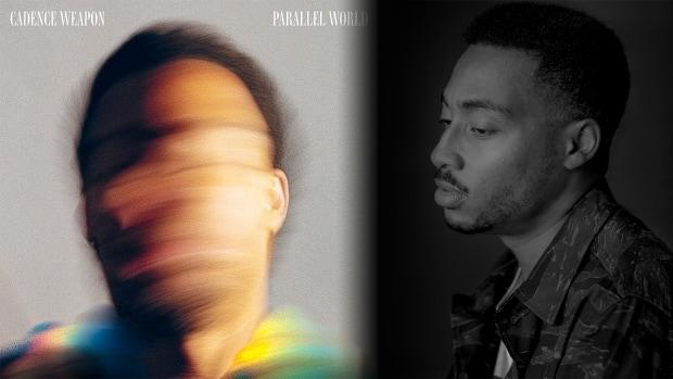 Parallel World is Cadence Weapon's fifth studio album. (eOne Music; submitted by the artist - image credit)