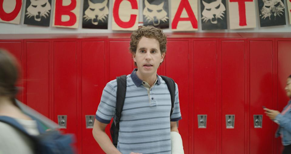 """Ben Platt reprises his Broadway role as a teenager with social anxiety who encounters unexpected popularity in the movie musical """"Dear Evan Hansen."""""""