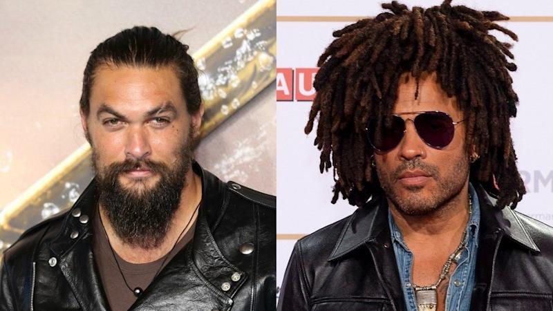 Jason Momoa Explains Why He Gave Lenny Kravitz A Matching