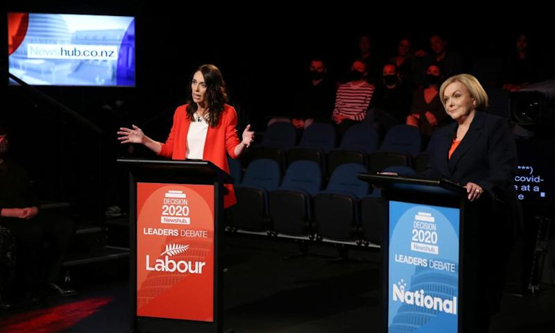 Ardern and Collins