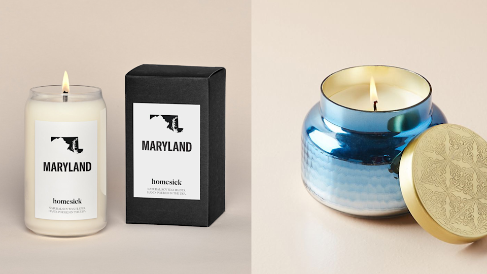 Best gifts under $100: Candles.