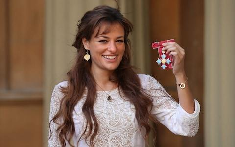 Ms Beneditti was awarded a CBE earlier this year. - Credit: Getty Images Europe /WPA Pool
