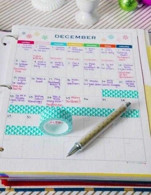 <p>Use washi tape to give yourself time off, and actually stick to it! A crash course of cramming as much revision as you can into each week isn't sustainable, and you need to give your brain a break so that next time you try to concentrate, you feel refreshed.</p>