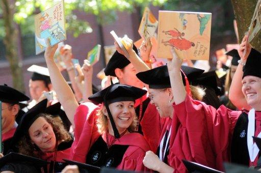 Harvard shares second place with Californian university Stanford