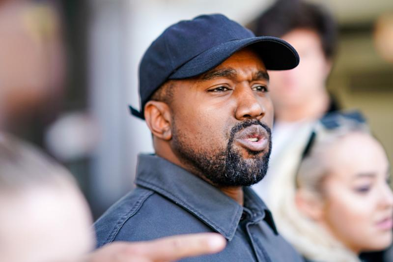 Kanye West announces New Name - YE