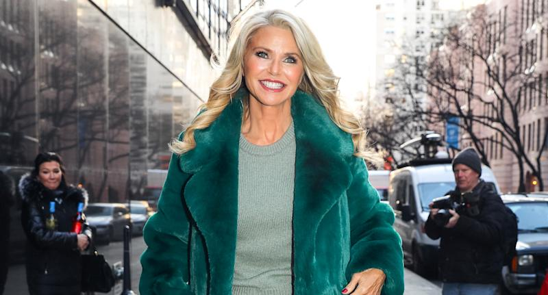Christie Brinkley (Photo by Jose Perez/Bauer-Griffin/GC Images)