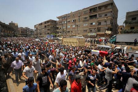 Hasm terrorists killed in security clashes, 6th of October