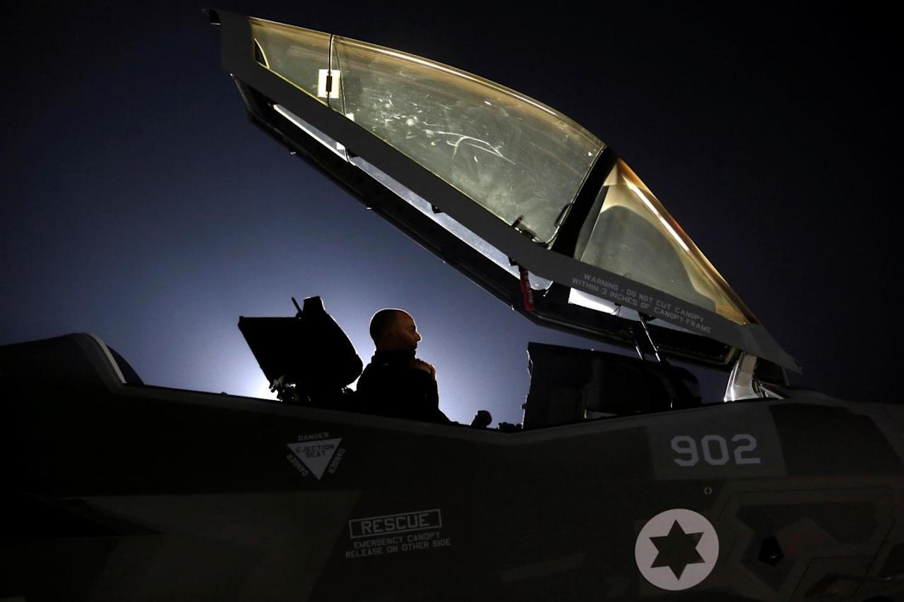 Photo of Russia Cannot Save Syria From The Israeli Air Drive's Mighty F-35I Stealth Fighters