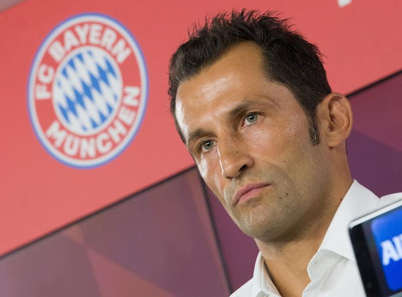 Bayern to promote Salihamidzic from sporting director to board