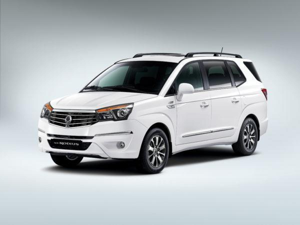 Fuel Efficient Cars Philippines - Ssangyong Rodius
