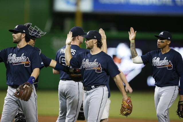 The Atlanta Braves are in the thick of the postseason chase. Will a trade help them separate themselves? (AP)