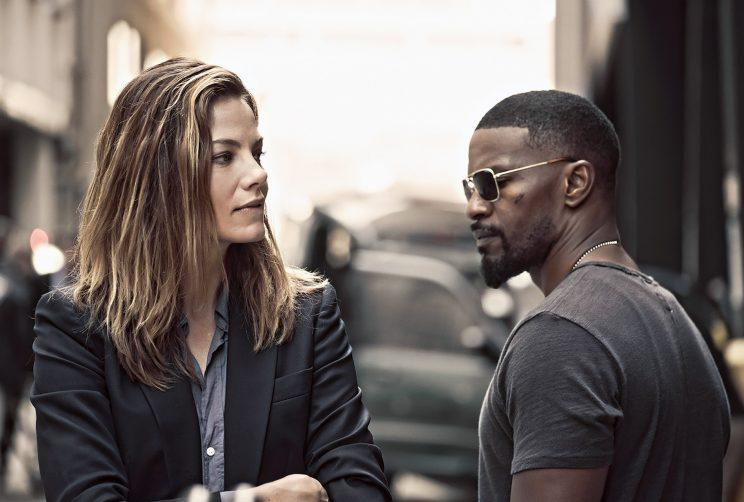 Michelle Monaghan and Jamie Foxx star. (Photo: Erica Parise/Open Road Films/Courtesy Everett Collection)