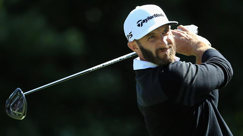 Dustin Johnson smashes 489-yard drive, longest in PGA in at least 15 years