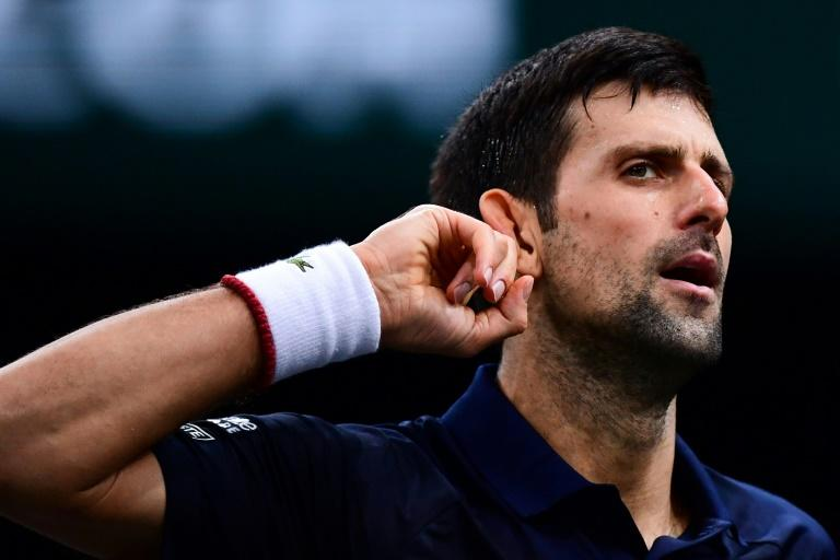 Novak Djokovic beats Denis Shapovalov to win fifth Paris Masters title
