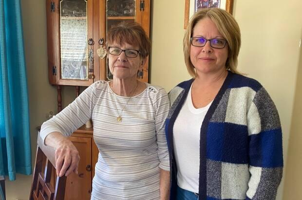 Wanda Gaudet and her daughter Christina Arsenault were able to take the rent increase issue to the Director of Residential Rental Property.