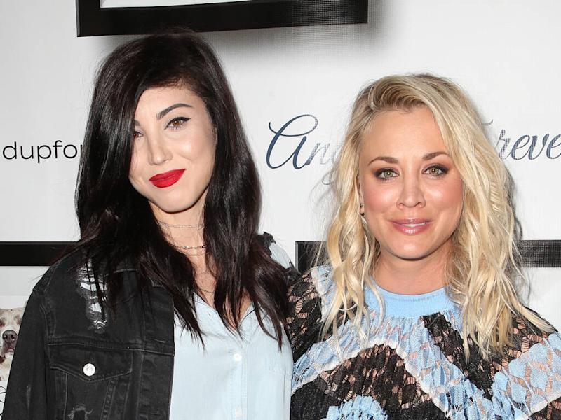 Kaley Cuoco insists she didn't get her sister role on new TV show