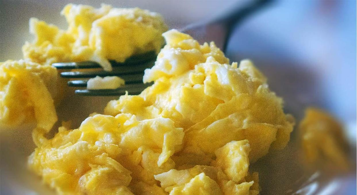Scrambled is king, according to Brits. (Getty Images)