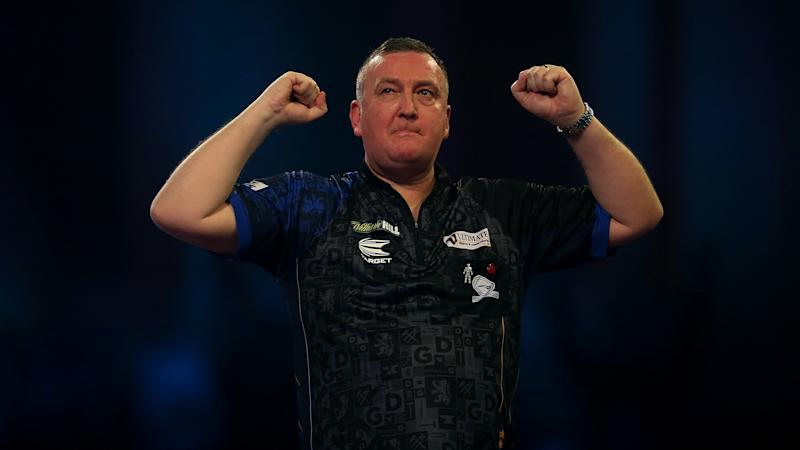 Glen Durrant secures Premier League title with win over Nathan Aspinall