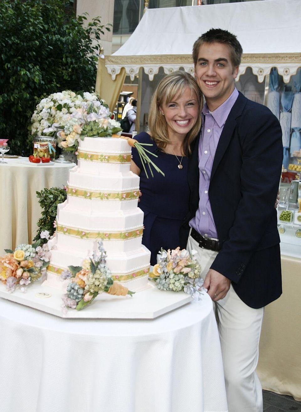 "<p>Weddings are no longer just an intimate family affair. Couples are publicizing their ceremonies through media outlets, like when Jessica Mapel and Cody Heleson wed on ""<em>Today</em> Throws a Martha Stewart Wedding"" (the first televised wedding on the Today show <a href=""http://www.today.com/style/picture-perfect-take-stroll-down-aisle-today-s-favorite-weddings-t81996"" rel=""nofollow noopener"" target=""_blank"" data-ylk=""slk:happened in 2000"" class=""link rapid-noclick-resp"">happened in 2000</a>). Millions of viewers voted on every detail of their big day, including which wedding cake they would cut into. <em>Say Yes to the Dress</em> also premiered in 2007, providing an intimate peek into the dress buying process.</p>"