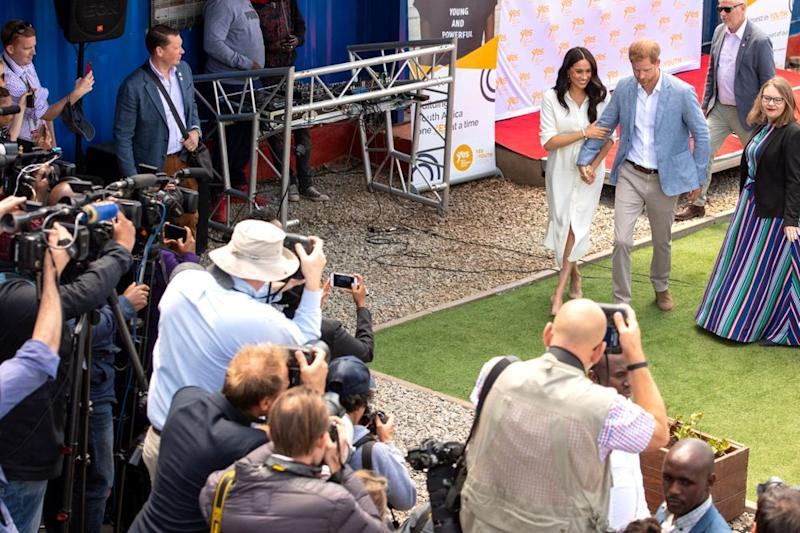 Meghan Markle and Prince Harry   Dominic Lipinski/PA Wire/PA Images