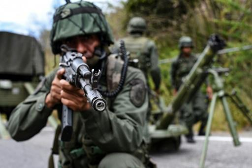 Venezuela says eight killed in foiled 'invasion by sea'