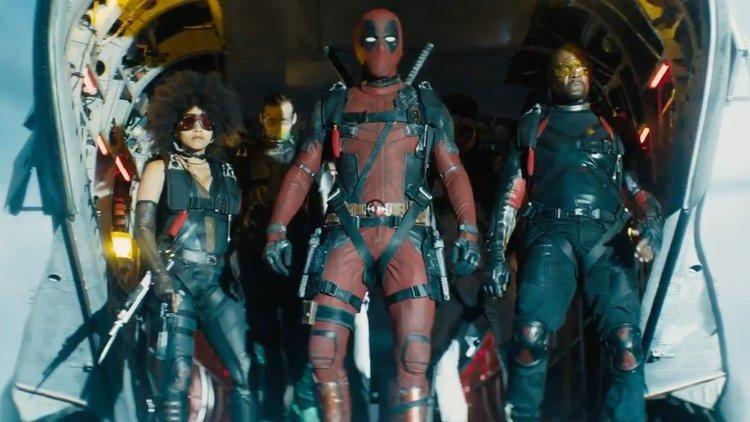 20th Century Fox has just released a second trailer for Deadpool 2 and its more explosive than ever. Source: 20th Century Fox