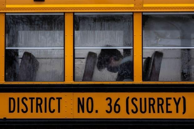 The Surrey School District is trying to stop COVID-19 transmission in its schools.  (Ben Nelms/CBC - image credit)