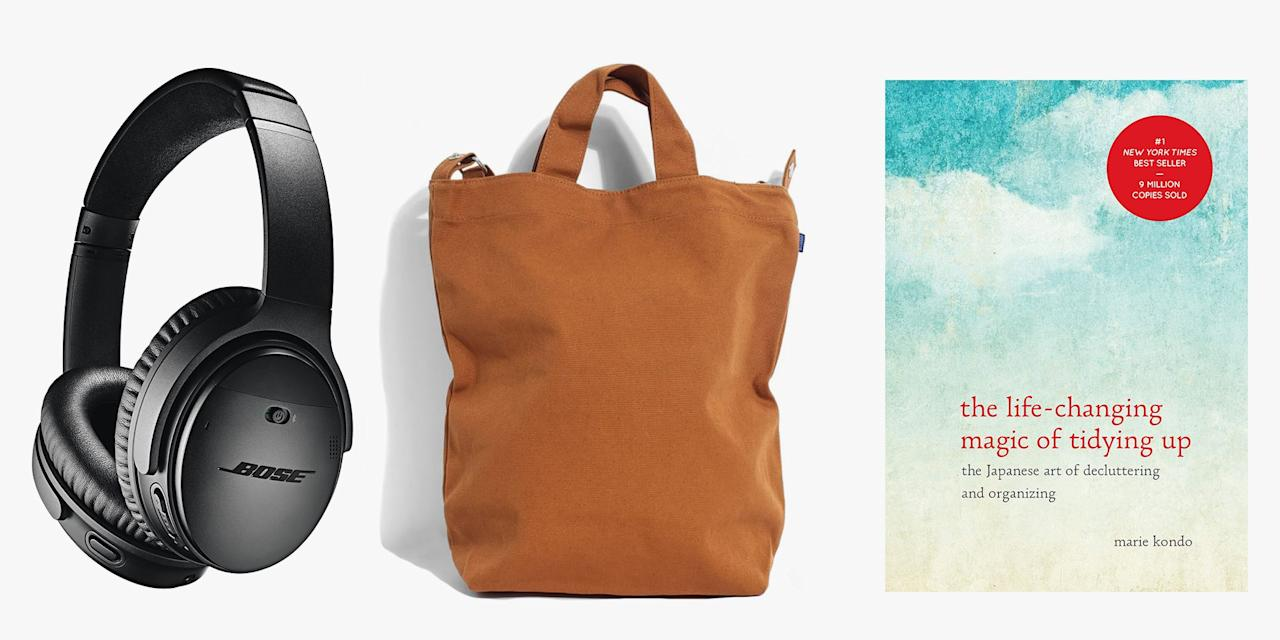 <p>Finding a gift for your boss is a seasonal trap. Regardless of whether or not you like them, you need to find something that toes the line between professionalism and personalization. Lucky for you, we found 17 gifts that are so good, they might just give you that promotion you've been eyeing. From HR-approved cheeky notebooks to chic desk accessories, shop our gift guide. </p>