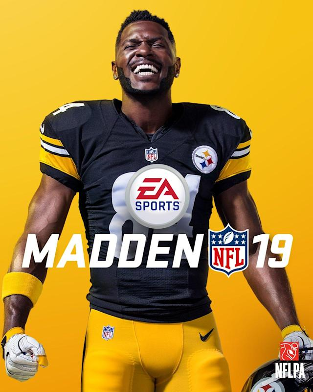 Madden 19 cover (via EA Sports)