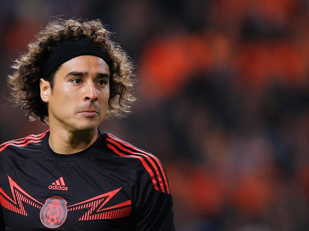 Mexico goalkeeper Guillermo Ochoa (Getty)