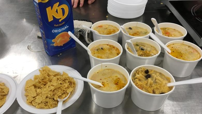 Windsor students turn mac and cheese into gourmet dishes