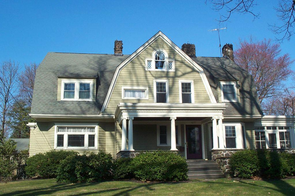 The home at the center of real-life horror story in Westfield, NJ. (Photo courtesy of Zillow)
