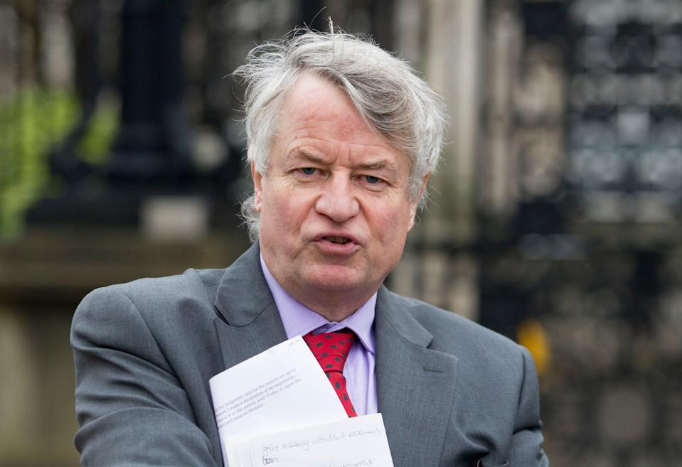 Les Allamby is chief commissioner of the Northern Ireland Human Rights Commission (Liam McBurney/PA) (PA Archive)