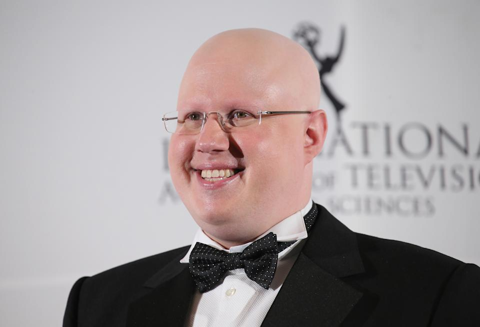 Matt Lucas is stepping into Sandi Toksvig's shoes on the Great British Bake Off. (Photo by Neilson Barnard/Getty Images)
