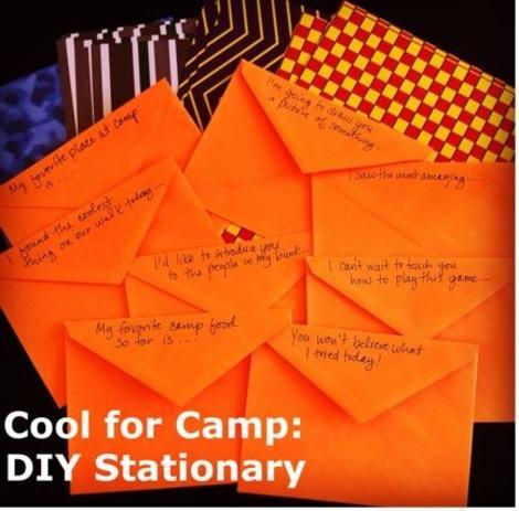 DIY camp cards and more