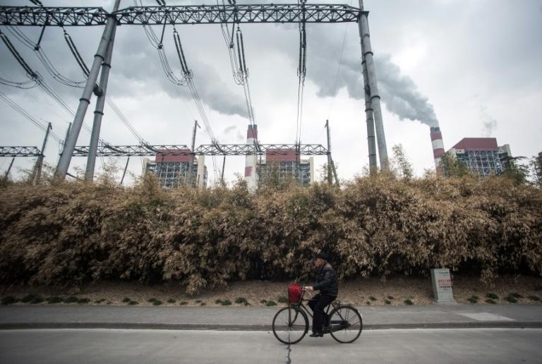 China is the world's second-largest economy and the biggest emitter of carbon dioxide