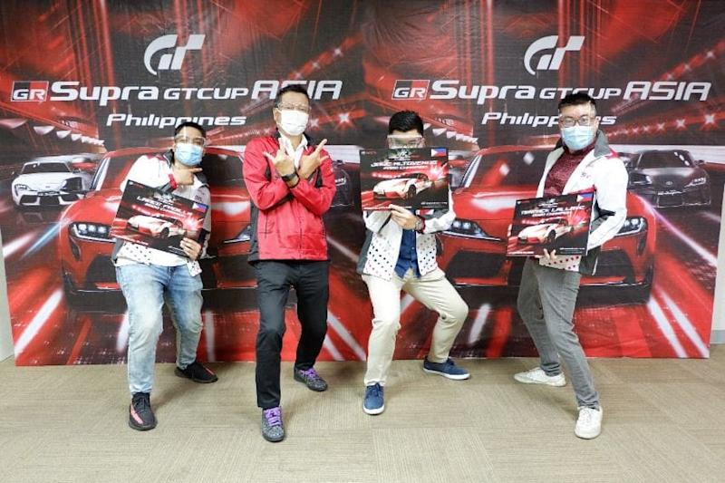GR SUpra GT Cup Asia PH
