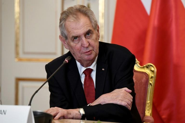 The expulsion of 18 diplomats had the full support of President Milos Zeman, a veteran leftwinger who has fostered close ties with both Moscow and Beijing