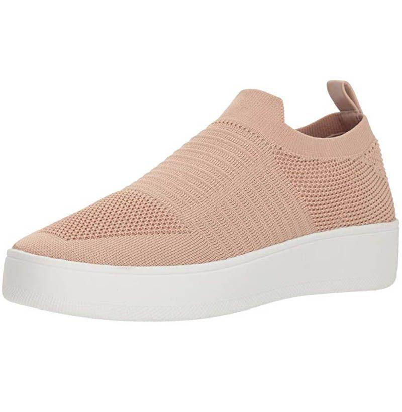 """<p><strong>Steve Madden</strong></p><p>amazon.com</p><p><a href=""""https://www.amazon.com/Steve-Madden-Womens-Beale-Sneaker/dp/B07CF98DMV/?tag=syn-yahoo-20&ascsubtag=%5Bartid%7C10054.g.26887058%5Bsrc%7Cyahoo-us"""" rel=""""nofollow noopener"""" target=""""_blank"""" data-ylk=""""slk:Buy"""" class=""""link rapid-noclick-resp"""">Buy</a></p><p>There are quality shoes to be found on Amazon, like these mesh sneakers from Steve Madden, which are perfect for dressing up an errands outfit or hitting book club looking extra stylish.<br></p>"""