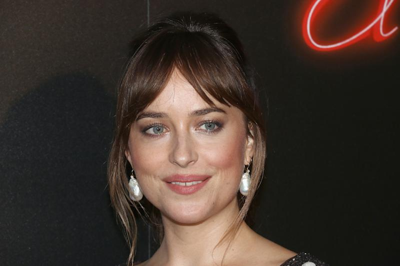 Dakota Johnson: I'm Not Pregnant With Chris Martin's Baby!